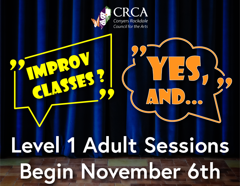 Improv Comedy For Adults- Level 1