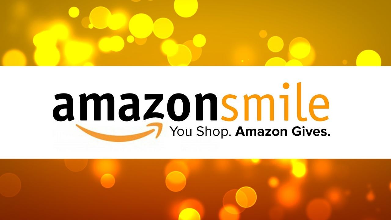 Amazon Smiles Banner