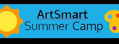 Sponsor A Summer ArtSmart Camper Today!!
