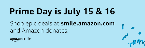 Shopping Amazon Prime Day Deals With Smile Helps CRCA!