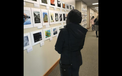 Rockdale Citizen Clipping: Rockdale County students' art work on display at Piedmont Rockdale Hospital