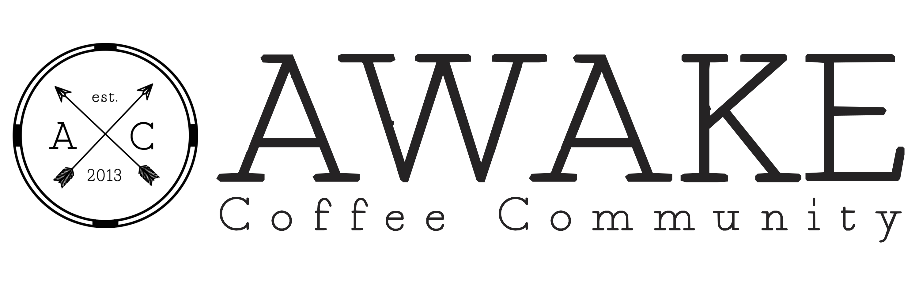 Awake Coffee Community Logo