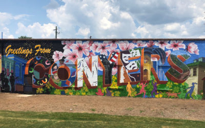 CRCA Announces Completion of New Mural