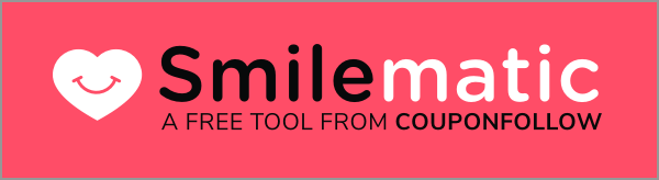 Pink Smilematic Logo