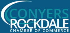 Conyers Rockdale Chamber of Commerce Logo