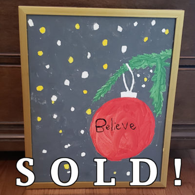 Believe Sold