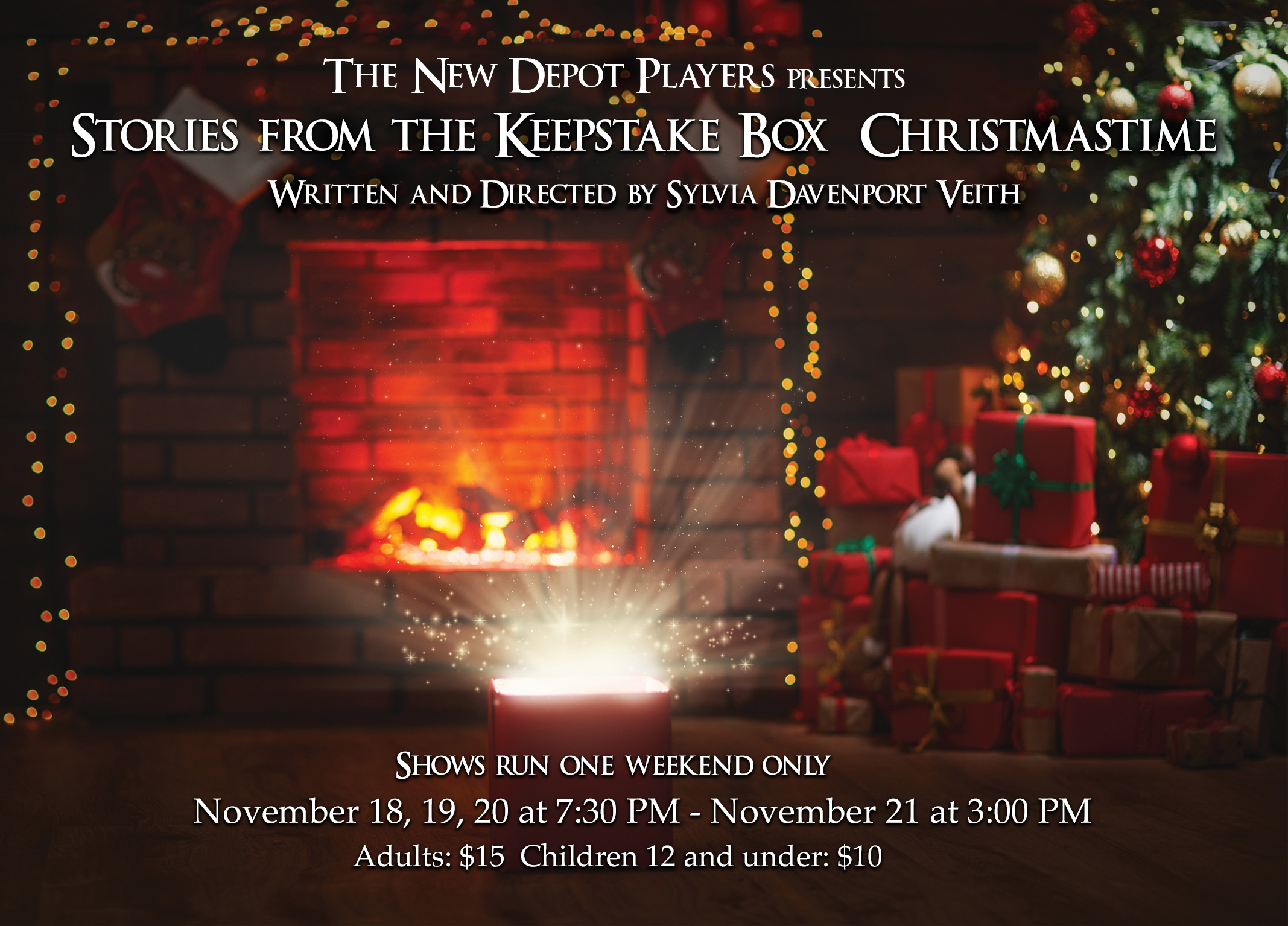 Stories from the Keepsake Box: Christmastime show picture